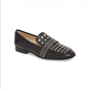 Sam Edelman studded loafers